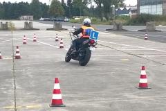 slalom szybki